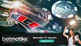 Betmatik TV Yayınları